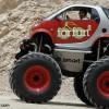 A Smart Monster Car?