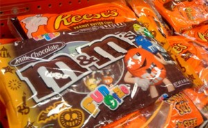 WTF Halloween Candy in August?