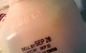 WTF Milk Goes Sour Sooner in NYC