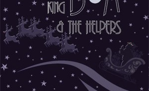 Santa Ride Your Sleigh Tonight! by King Dom