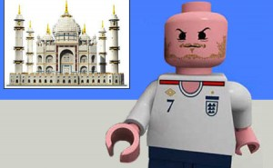Beckham Boosts Lego Sales 633%