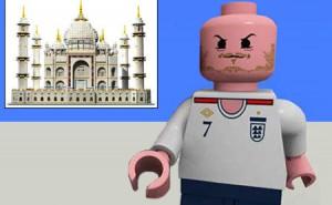 Beckham Boosts Lego Sales 633%