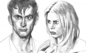 Massive Doctor Who Portrait Project