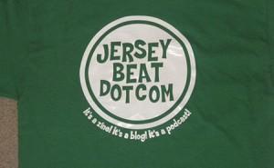 Jersey Beat T-Shirt Fundraiser