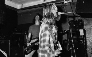 Video of Nirvana Live at Maxwell's (1989)