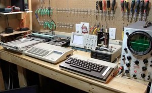 House of the Rising Old-School Tech