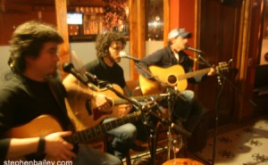 Songwriters In The Raw At The Turtle Club