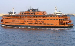 Impromptu Ride On The Staten Island Ferry