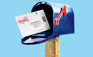 I Voted by Mail (2020)