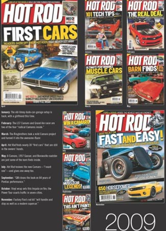 Hot Rod Publishes All Of Their Covers