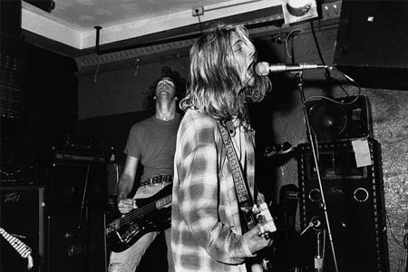 Nirvana Live at Maxwell's (1989)