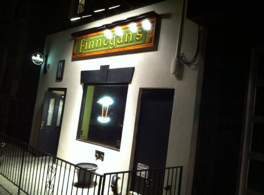 Finnegan's in Hoboken